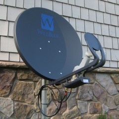 Wild Blue Satellite Broadband 70